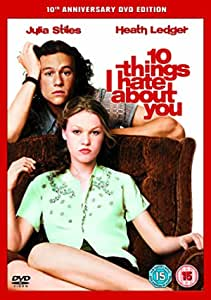10 Things I Hate About You Dvd Reino Unido Amazon Es 10 Things I Hate About You Peliculas Y Tv