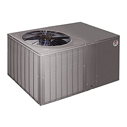 Amazon com: Rheem / Ruud 4 Ton 14 Seer Package Heat Pump
