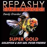 Repashy Super Gold Goldfish and Koi Gel Food - All Sizes 6 Oz JAR