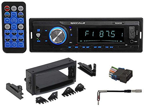 Esc Media - Digital Media Bluetooth FM/MP3 USB/SD Receiver for 1999-2000 Cadillac Escalade