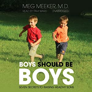 Boys Should Be Boys Audiobook