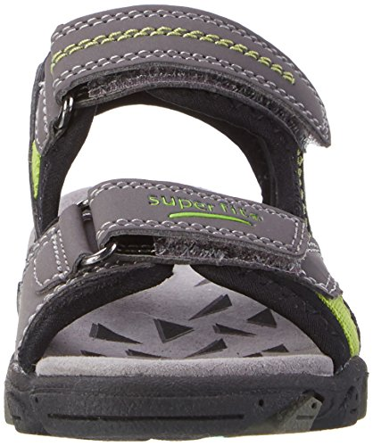 Grey Sandals Superfit Grey Kombi Stone Boys' Hike Tqwxtw1S