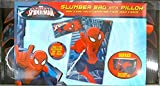 Marvel ultimate Spider-Man Slumber Bag With Matching Pillow