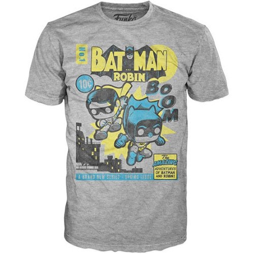 2980d404bae277 Tees  DC Comics Classic Batman and Robin T-Shirt (X