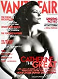 Vanity Fair Magazine - January 2001: Catherine Zeta-Jones Cover/Pics