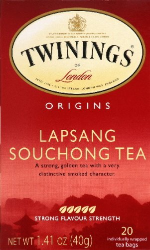 Lapsang Souchong Tea (Pack of 6) - Pack Of 6 by Twinings
