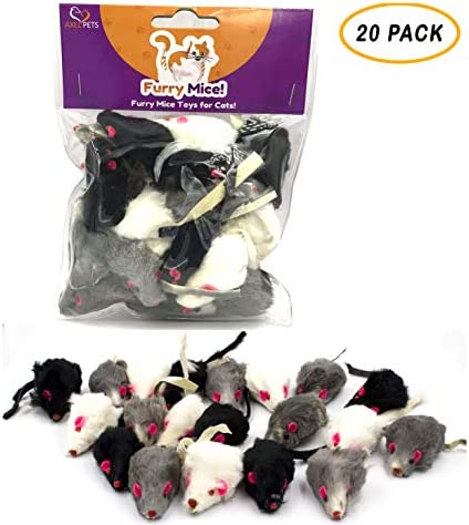 AXEL PETS Catnip Rattle Interactive product image