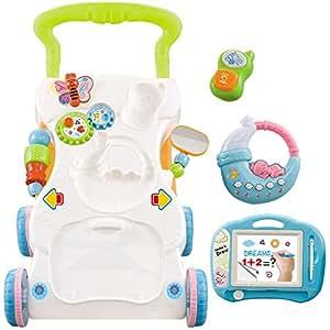 Amazon.com: Fenleo - Cochecito multifunción para niños ...