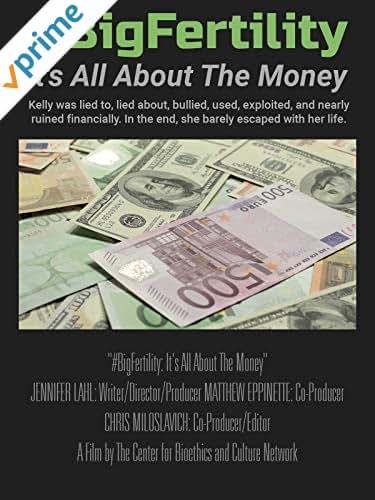 #BigFertility: It's All About The Money