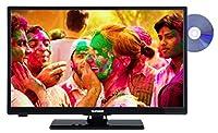 Telefunken XH24A100D 61 cm (24 Zoll) Fernseher (HD-Ready, Triple Tuner,...