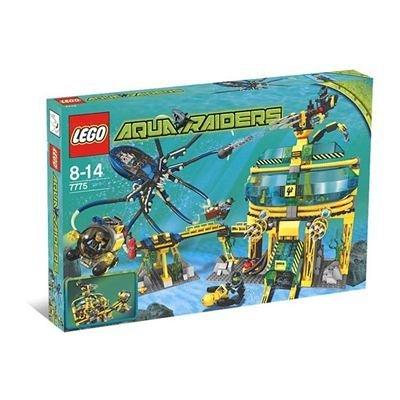 mejor marca LEGO Aqua Aqua Aqua Raiders 7775  compras en linea