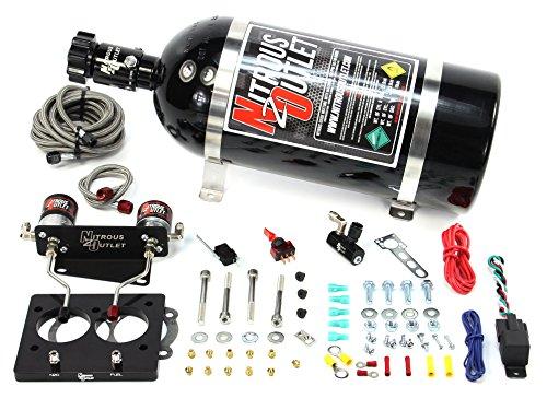 (Nitrous Outlet 52mm 93-97 LT1 Plate System (10lb Bottle))