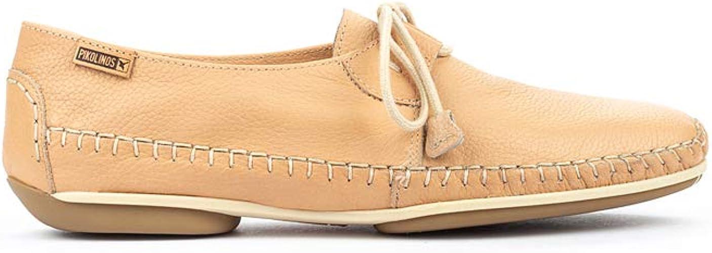 PIKOLINOS Blucher de Piel Roma W1R: Amazon.es: Zapatos y complementos