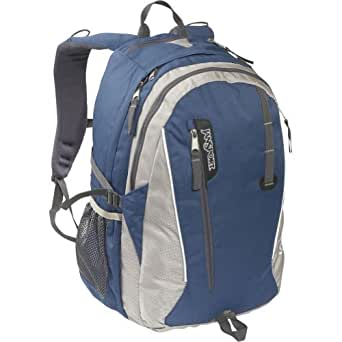 JanSport Agave Outdoor Lifestyle Series Backpack, Boulder Blue