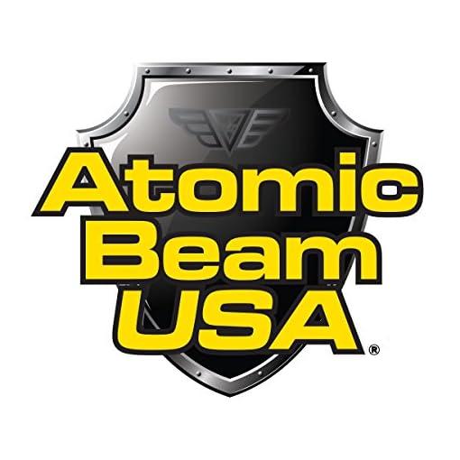 Bulbhead Atomic Beam USA Led Flashlight