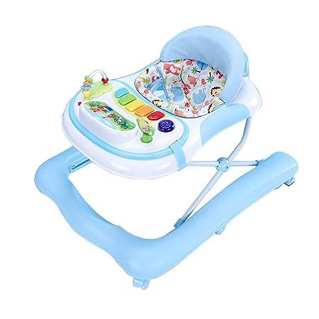 Andador de bebe Baby Walker Kids Anti-vuelco Multifuncional ...
