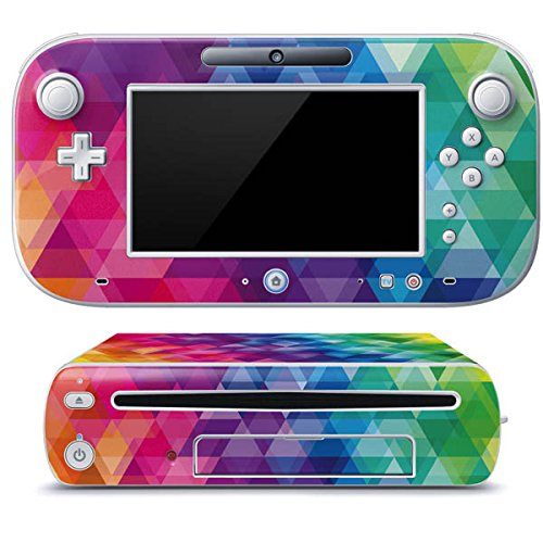 Geometric Wii U (Console + 1 Controller) Skin - South Park | Skinit Patterns & Textures Skin (South Park Wii Game)