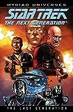 img - for Star Trek: The Next Generation - The Last Generation book / textbook / text book
