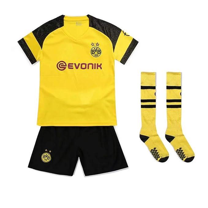 Camisetas de fan de la nueva temporada Dortmund, traje de fútbol ...