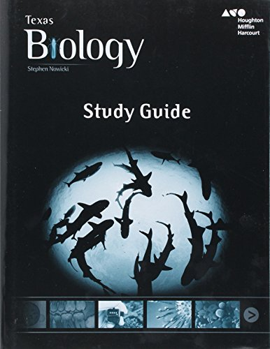 Holt McDougal Biology Study Guide B
