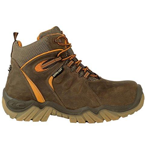 Cofra Montserrat S3 Wr Hro SRC Paire de Chaussures de sécurité Taille 40 Kaki