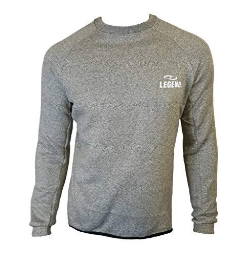 Legend Sports – Jersey (talla 3XS), color gris