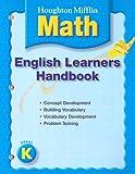 Math - English Learners Handbook, Grade K, , 0618439625