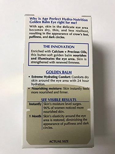 L'Oreal Age Perfect Hydra-Nutrition Golden Balm Eye Cream