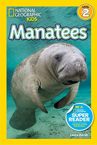 Manatees Animals - National Geographic Readers: Manatees