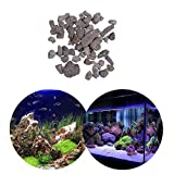Ugood Aquarium Fish Tank Activated Carbon Charcoal Purify Water Quality Filter Media