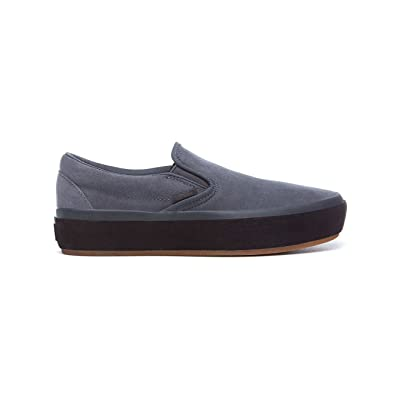 Vans Unisex Classic Slip-On Asphalt | Fashion Sneakers