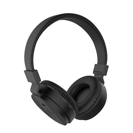 melysEU Auriculares Bluetooth, Plegables Auriculares Inalámbricos, con micrófono, Auriculares Bluetooth con reducción de
