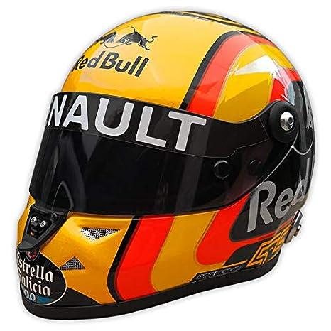 Master Lap Réplica 1:2 Casco Carlos Sainz Renault F1 2018 ...