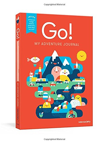 Go! (Red): My Adventure Journal cover