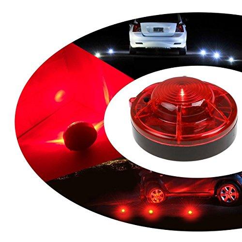 LED Emergency Strobe Lamp Traffic Lights Dual Mode Steady On Long Life Lamp