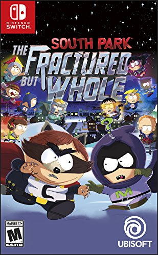Price comparison product image South Park: The Fractured but Whole - Nintendo Switch Standard Edition