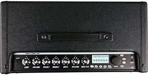 Amplificador guitarra Fender Mustang III v.2 100 W: Amazon.es: Instrumentos musicales