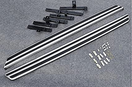 Side Step fit for Porsche Macan S Turbo 2014-2016 Running Board Nerf Bar