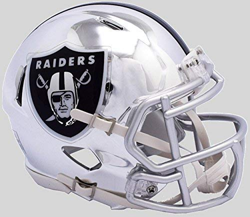 Riddell Chrome Alternate NFL Speed Replica Full Size, used for sale  Delivered anywhere in USA