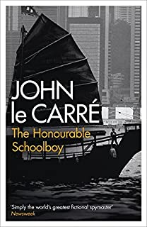 The Honourable Schoolboy price comparison at Flipkart, Amazon, Crossword, Uread, Bookadda, Landmark, Homeshop18
