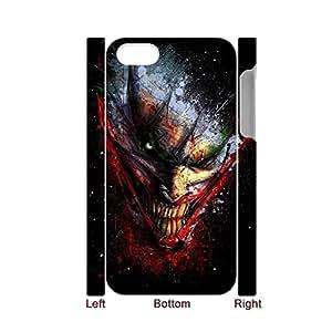 Generic Proctecion Back Phone Case For Women With Batman Joker For Iphone 4 4S Full Body Choose Design 1-13