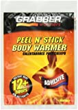 Grabber Warmers Grabber 12+ Hours Peel N' Stick Body Warmer, 40-Count