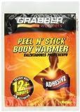 Grabber Warmers Grabber 12+ Hours Peel N' Stick Body Warmer, 40-Count
