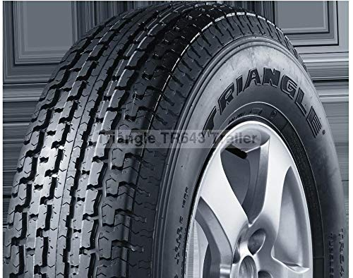 ST225/75R15 LRE 10 Ply Triangle TR643 Trailer 2257515 225 75 15 R15 Tires