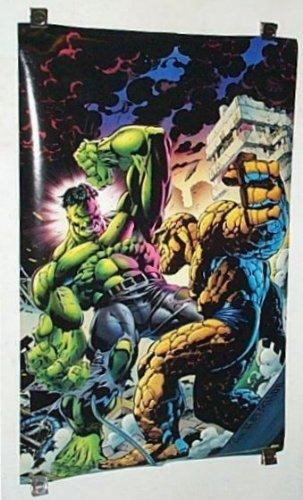 Amazon.com: 1994 Las Cosas VS the Hulk Cartel. Rare clásico ...