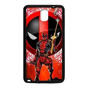 Red cloth deadpool Cell Phone Case for Samsung Galaxy Note3