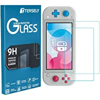 TERSELY [2 Pack] Screen Protector Glass for Nintendo Switch Lite, Premium 9H Tempered Glass Screen Protector for…