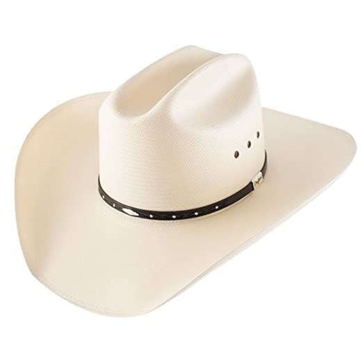8391cb29e53 Image Unavailable. Image not available for. Color  Resistol George Strait  Santa Clara Straw Hat