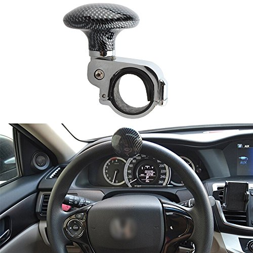 Car/auto/vehicle Handle Control Steering Wheel Knob Clamp Steering Wheel Spinner