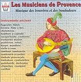 Vol. 1-Les Musiciens De Provence